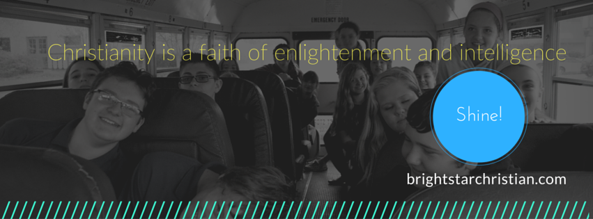 Christianity is a faith of enlightenment and intelligence-3